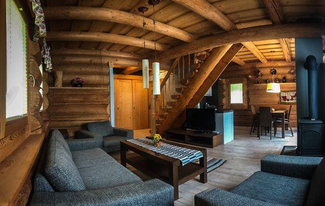 Domek w górach noclegi apartamenty grill taras Żabnica
