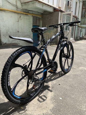 Халява Велосипед BMW на литых дисках за копейки