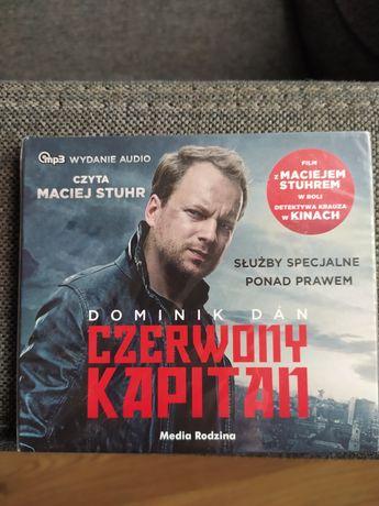 Czerwony Kapitan Audio Mp3 folia Stuhr audiobook