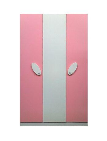 Трёхдверный шкаф в детскую МДФ