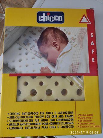 Подушка от удушья для новорожденных