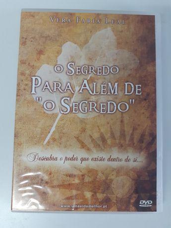 """DVD O segredo para além de """"O Segredo"""" descubra o poder que existe den"""