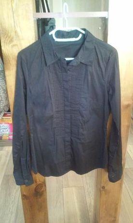 Koszula, kolor czarny rozmiar M (38) nowa