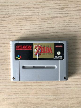 Zelda A Link to the Past SNES Super Nintendo