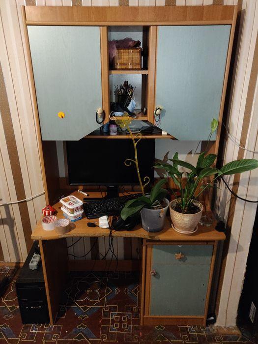 Детская стенка, стол, шкаф Одесса - изображение 1