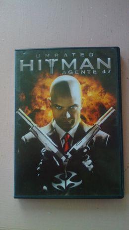 Filme em DVD original Unrated Hitman - Agente 47