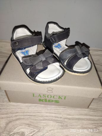 Sandałki CCC Lasocki Kids r.21