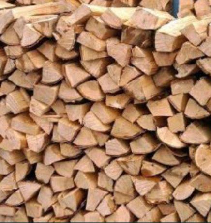Продам дрова дуб колотый с доставкой