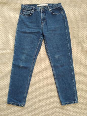 Женские джинсы, бриджи 46 размер.