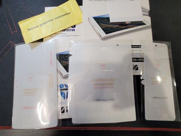Пленки, Чехол для Samsung Galaxy Z Fold 2-3