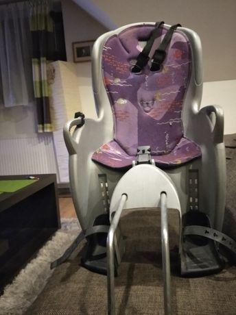 Fotelik na rowerower