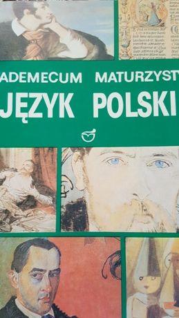 Vademecum maturzysty - język polski