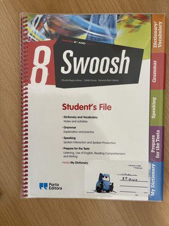 Caderno actividades Inglês  7 e 8 ano