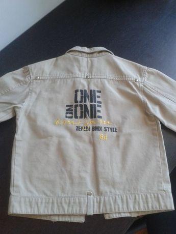Котоновий піджак на хлопчика 3-6 років
