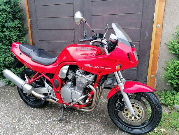 Suzuki gsf 600 bandit s