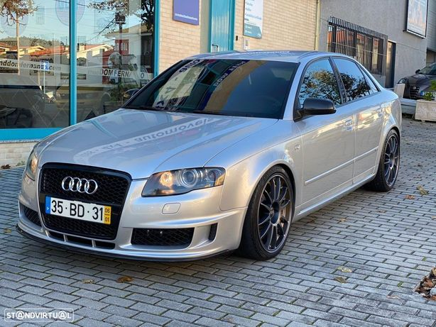 Audi A4 2.0 TFSi DTM quattro