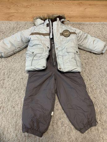 Зимний комбинезон Lenne комплект ленне ( куртка + штаны ) 98 +6