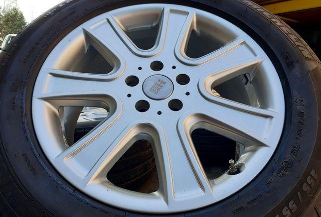 """Felgi aluminiowe RH NAJ 18"""" 5x112 Mercedes ML GL R GLC Audi Q5 Q7"""