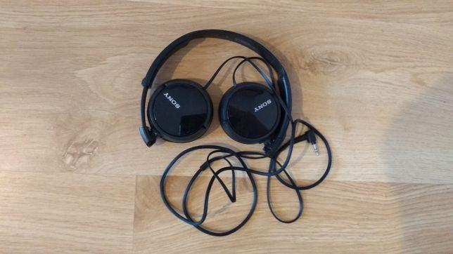 Słuchawki nauszne SONY MDR-ZX110B przewodowe