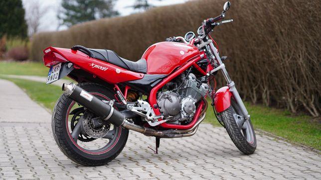 Yamaha xj600 97 przygotowana do sezonu