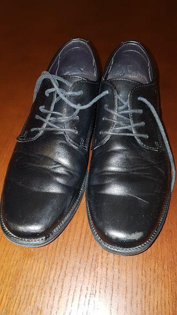 Buty chłopięce komunijne rozmiar 36