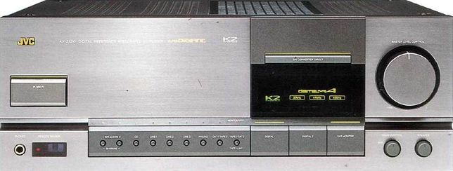 Amplificador JVC AX-Z1010