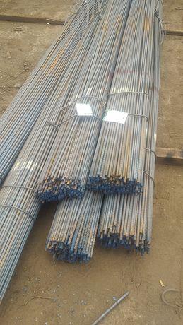 Металлобаза - арматура от 6.8 грн/м, трубы для забора от 32грн/м