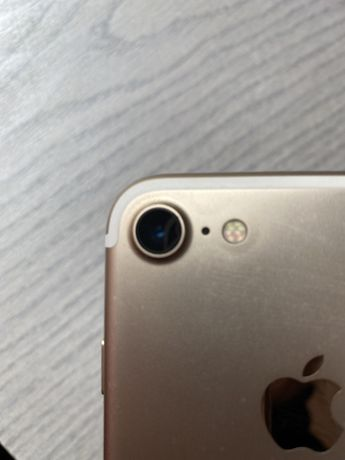 Iphone 7 gold rose 128