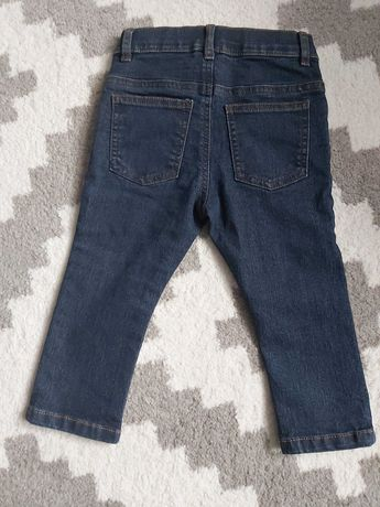 Jeansy chłopięce C&A 86