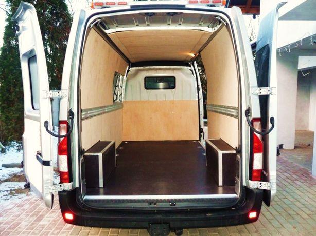 Renault Master L2H2 Zabudowa przestrzeni ładunkowej