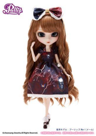 Шарнирная кукла Pullip My Select Merl type Пуллип Выбор Мерл пюллип