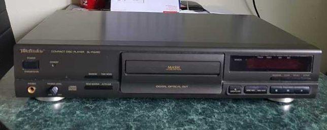 Technics - odtwarzacz płyt CD SL-PG490EP