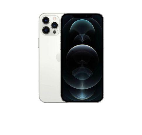 iPhone 12 Pro 128Gb silver COMO NOVO c/garantia Desbloqueado