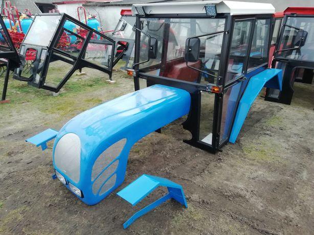 Kabin Rolnicza URSUS C330 C360 Wysoki Dach NOWA transport