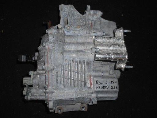 Двигатель электрический задний мост R127W320087 TOYOTA RAV-4 HYBRID