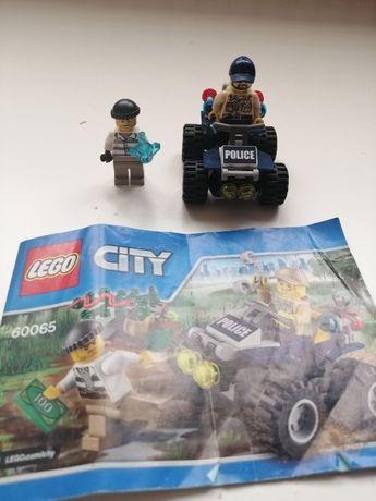 Lego 60065 pościg policyjny