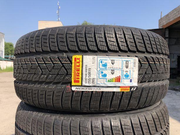 235/55 r19 255/50 r19 Резина зимняя Pirelli Scorpion Winter НОВАЯ