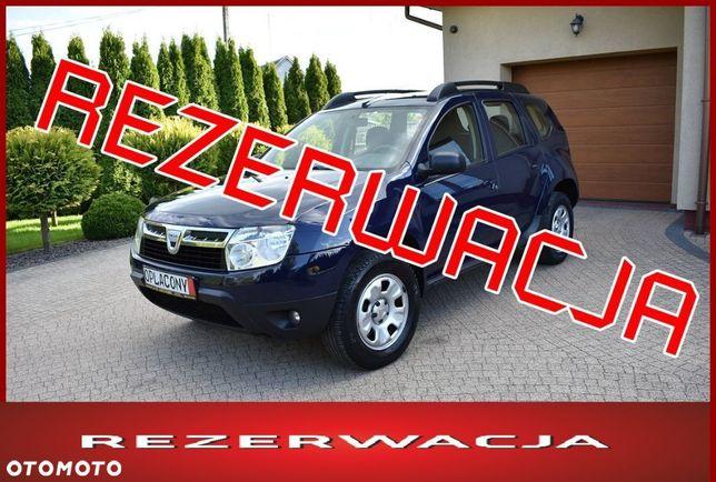 Dacia Duster 1.6 Benzyna /OPŁACONA!!!