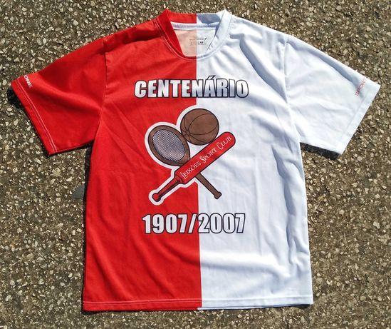 Camisola comemorativa do centenário do Leixões