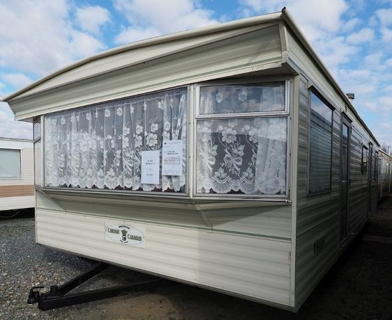 Domek holenderski angielski CARNABY BRIDLINGTON P1110 Camplas domki
