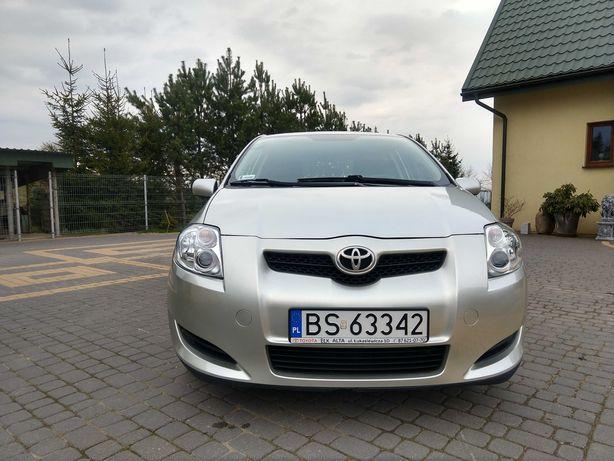 Toyota Auris 1.6 benzyna VVT-i 2008r