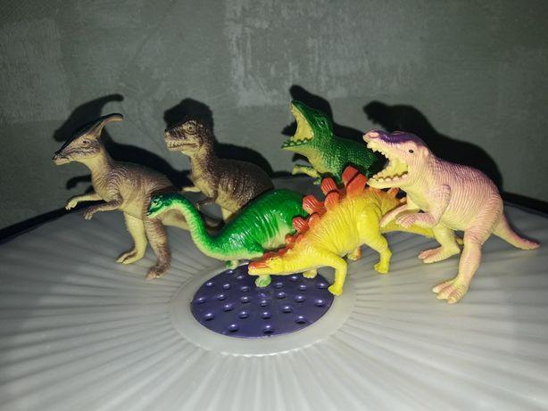 Новинка!   Мини-динозавры