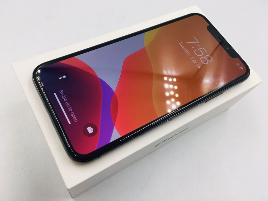 iPhone X 64GB SPACE GRAY • PROMOCJA • GWAR 1 MSC • AppleCentrum Wrocław - image 1