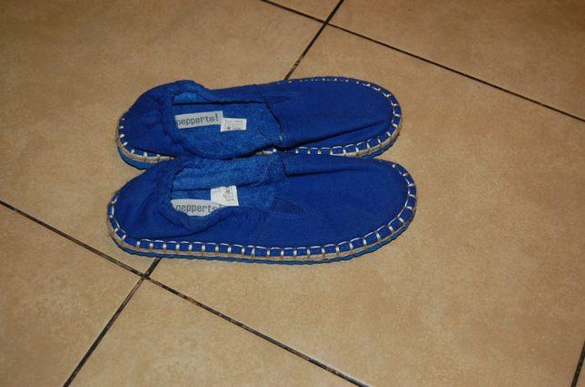 Buty dziewczęce - espadryle rozmiar 33