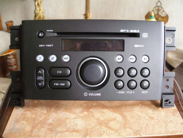 Аудио Suzuki Grand Vitara