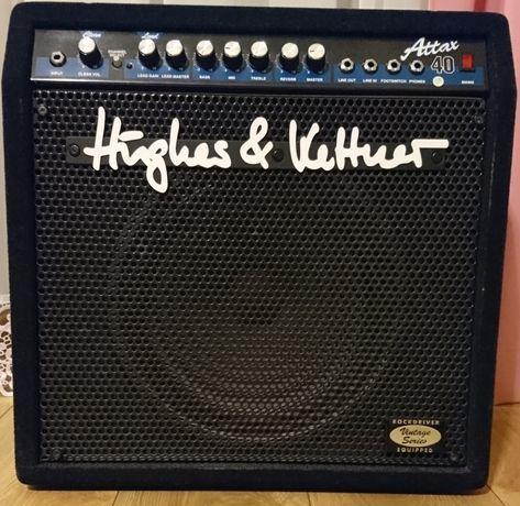 Wzmacniacz gitarowy Hughes & Kettner Attax 40