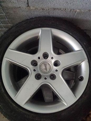 Jantes Alwett r16 com pneus