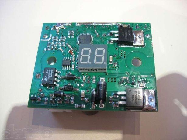 Плата управления подающего механизма SSVA-PU сварочного полуавтомата