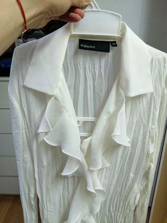Elegancka bluzka Kappahl ecru