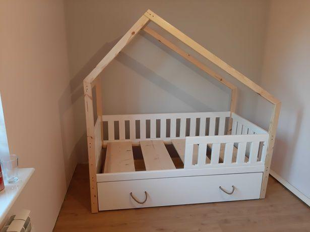 Łóżko  domek tipi